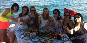 Adalar ve Boğaz Turu ( Bosphorus Tour )